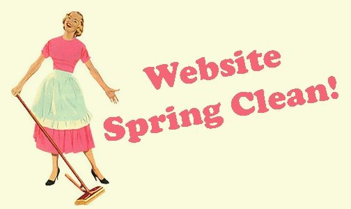 6 Steps to Update or 'Spring Clean' Your Website