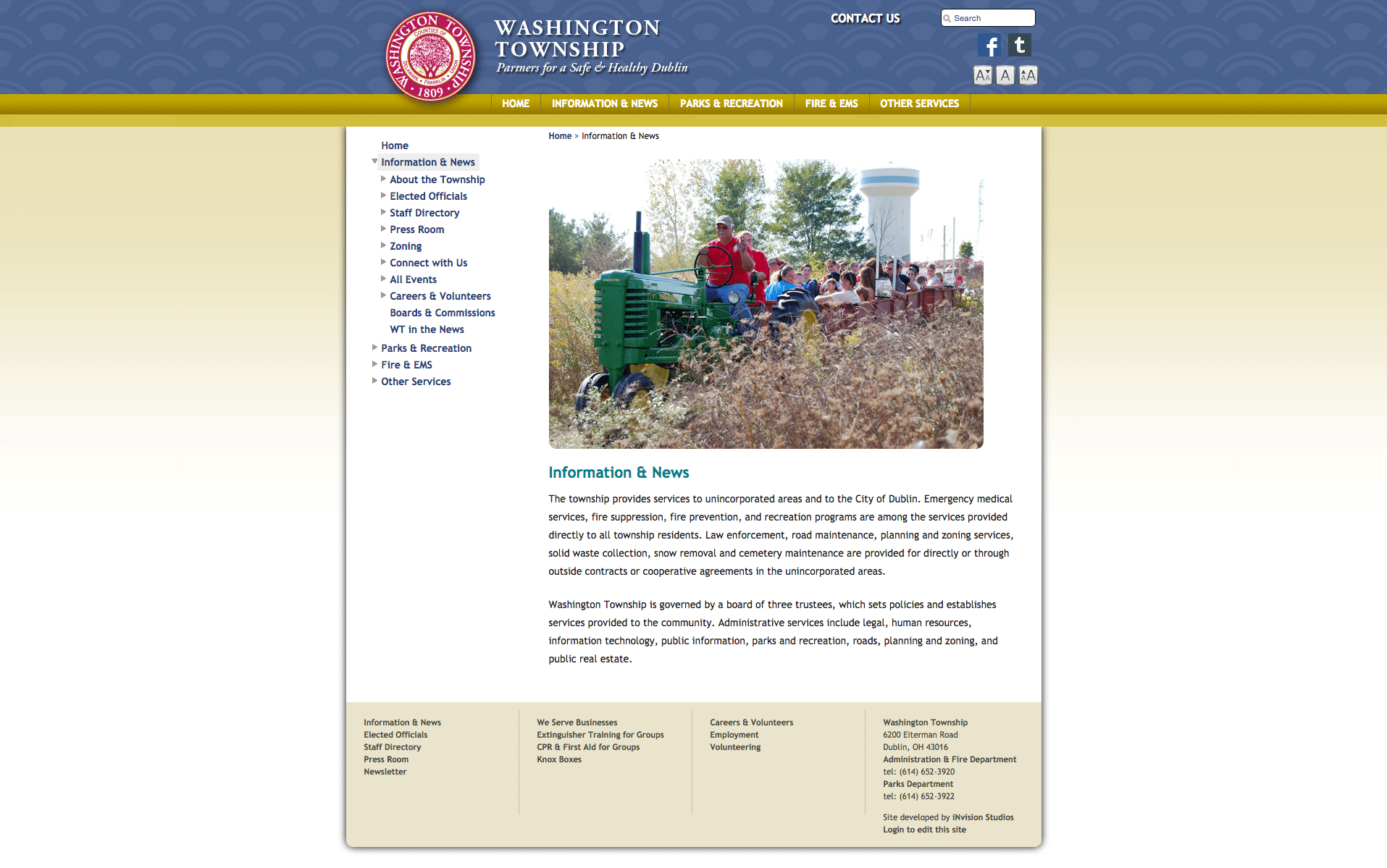 township of washington dating site Submit a service request image of dc311 the improved 311 platform makes it  easier to report and track service issues.