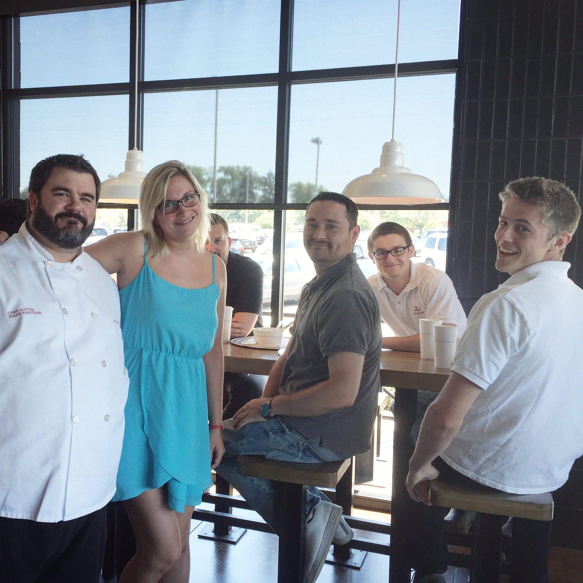 Chef Austin Piada