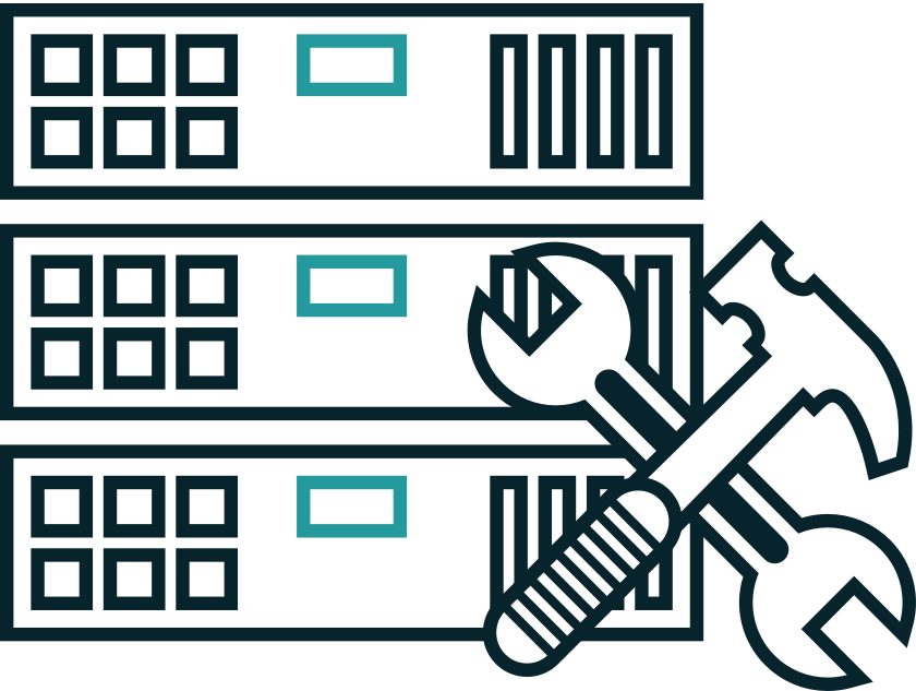 Managed Cloud Web Hosting icon