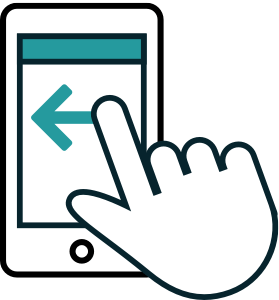 UI/UX Design and creative design icon