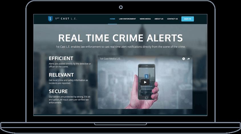 1st Cast Media - Website & Mobile App Development