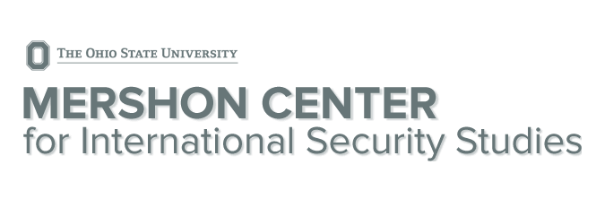 The Mershon Center for International Security Studies