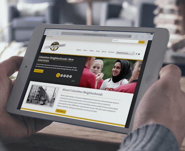 WOSU Higher Education Solutions