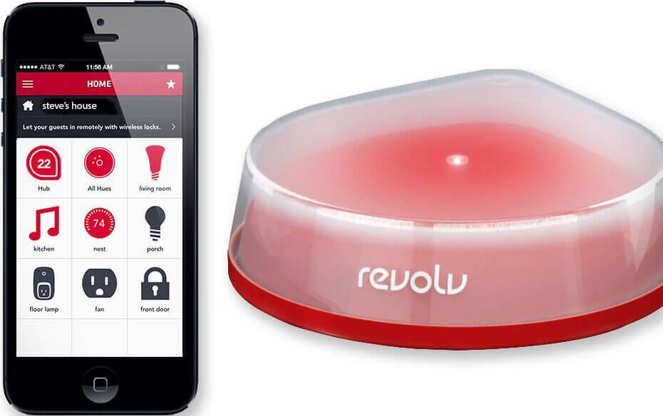 IoT Devices, Revolv M1 Smart Home Hub