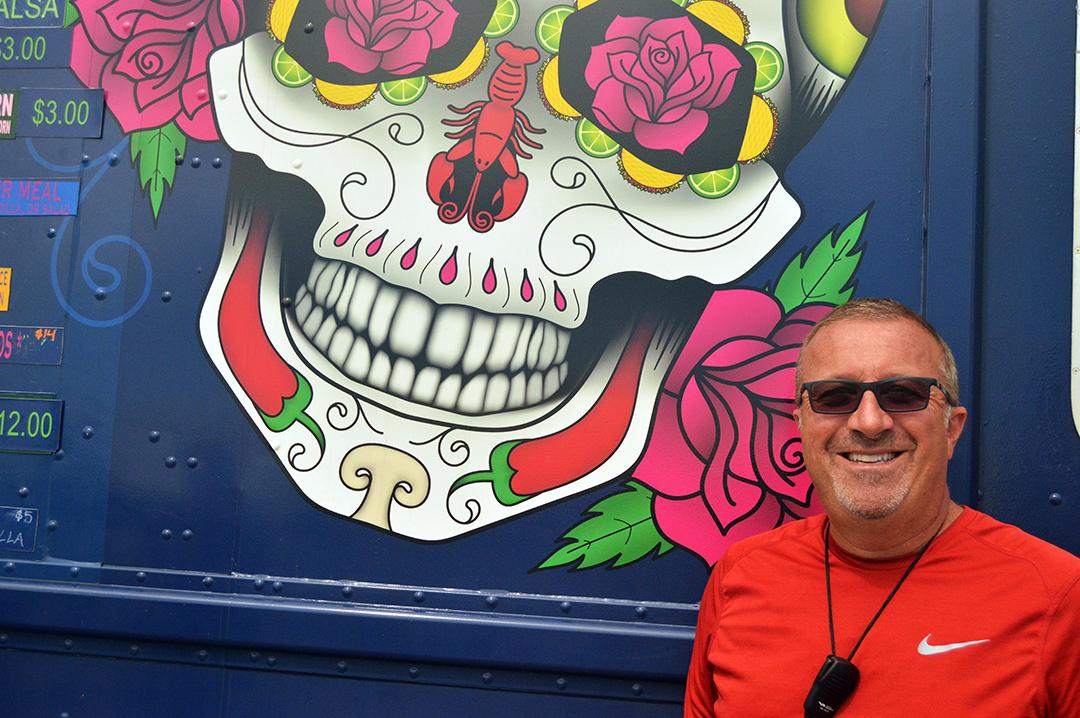 Mike Gallicchio, Columbus Food Truck Festival organizer