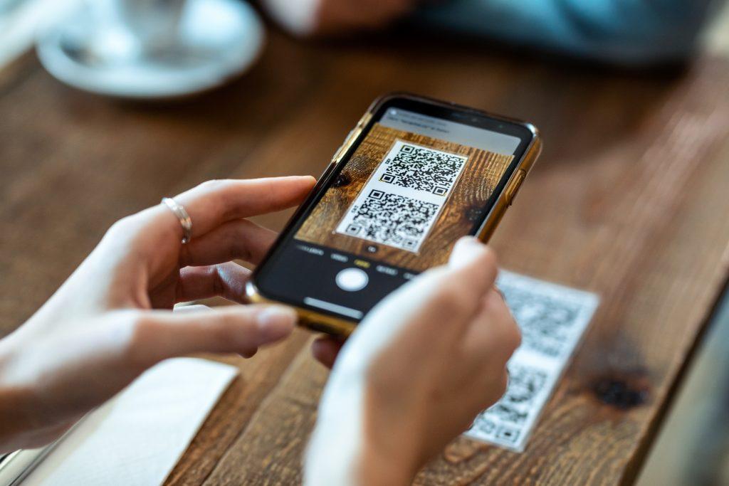 tableside ordering app used by restaurant brands